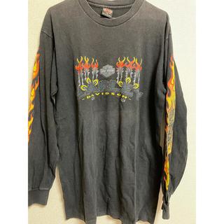 ハーレーダビッドソン(Harley Davidson)のハーレーダビッドソン ロンT(Tシャツ/カットソー(七分/長袖))
