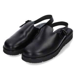 フットザコーチャー(foot the coacher)のフットザコーチャー ANARCHO レザーサンダル 9(サンダル)