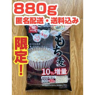 コストコ - 【匿名配送・送料込み】今だけ! 10%増量中!はくばく もち麦 880g