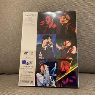 Johnny's - SixTONES   on eST 初回盤 DVD  新品