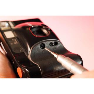 キヤノン(Canon)の【良品】人気コンパクトカメラ Canon  AutoBoy 3(フィルムカメラ)