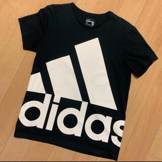 adidas - adidas アディダス Tシャツ ビッグロゴ