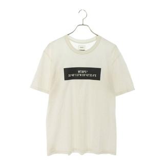 W)taps - ダブルタップス ロゴプリントTシャツ 2