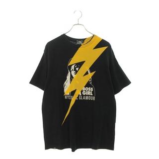 HYSTERIC GLAMOUR - ヒステリックグラマー BOSS GIRLプリントTシャツ L