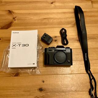 Fujifilm XT30 ブラック ボディ