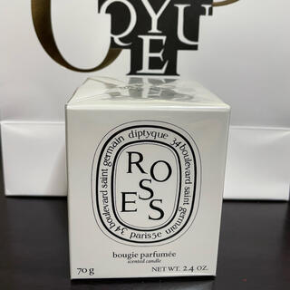 diptyque - diptyque キャンドル ROSES ローズ 70g
