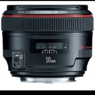Canon - 新品・未開封Canon EF 50mm F1.2L USM