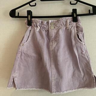 ザラキッズ(ZARA KIDS)のzara girls  スカート  7years/122cm(スカート)
