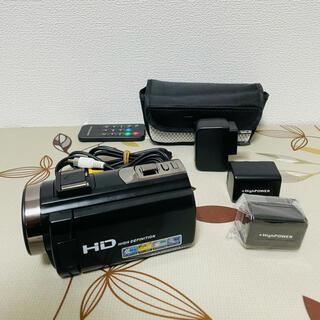 【未使用品】デジタルビデオカメラ