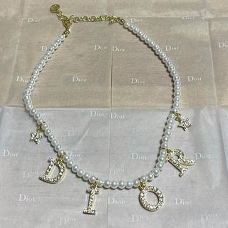 ディオール(Dior)のディオール ネックレス チョーカー(ネックレス)