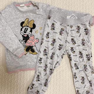 エイチアンドエム(H&M)のパジャマ 92 ミニー(パジャマ)