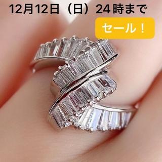 PT900 ダイヤモンド 1.20ct リング 指輪