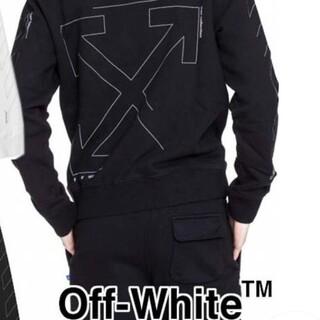 OFF-WHITE - Off-White c/o VIRGIL ABLOH トレーナー