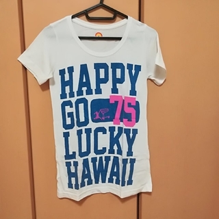 ハレイワ(HALEIWA)のHawaiiのロゴTシャツ(Tシャツ(半袖/袖なし))
