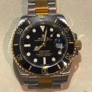 ROLEX - Rolex submariner Gold 中古
