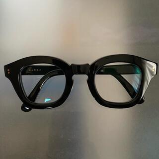 白山眼鏡店 GLAM PROTO 白山眼鏡 極太フレーム サングラス 伊達メガネ