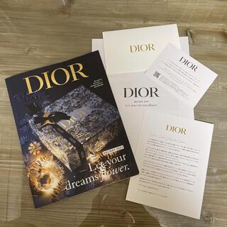 ディオール(Dior)のDIOR HOLIDAY 2021 ギフトカタログ+メッセージケース(その他)