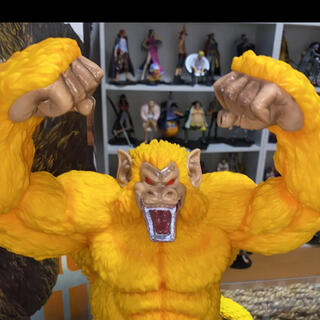 ドラゴンボール(ドラゴンボール)の黄金大猿 海外製ソフビフィギュア(フィギュア)