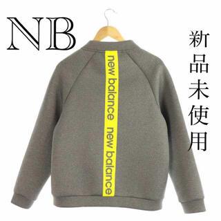 New Balance - New Balance 希少デザイン ジップアップ アウター ゴルフ 防寒
