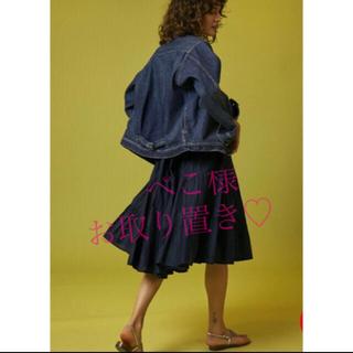ロンハーマン(Ron Herman)のRH denim jacket(Gジャン/デニムジャケット)
