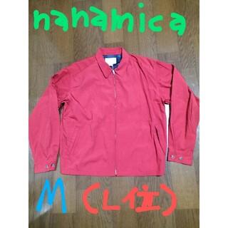 ナナミカ(nanamica)の80%OFF‼️定価35200円nanamicaサイズM CREW JACKET(ブルゾン)
