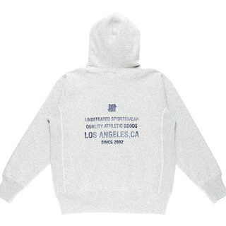 UNDEFEATED - UNDEFEATED チャンピオン PULLOVER HOODIE