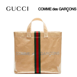 COMME des GARCONS - 2018 コム デ ギャルソン×GUCCI 限定コラボ!!大変希少です!!未使用