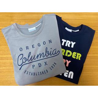 コロンビア(Columbia)のコロンビア レディース Tシャ2枚セット(Tシャツ(半袖/袖なし))