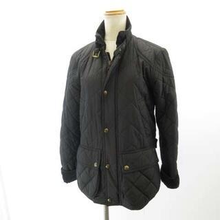 ポロラルフローレン(POLO RALPH LAUREN)のポロ ラルフローレン キルティングジャケット 黒 ブラック S(ブルゾン)