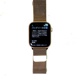 アップルウォッチ(Apple Watch)のApple Watch Series 5(GPSモデル)44mm(その他)