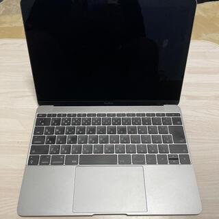 Apple -  【SAYA様専用】Apple MacBook 12インチ スペースグレイ