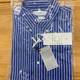 COMOLI - 新品未使用未開封 グラフペーパー ストライプシャツ