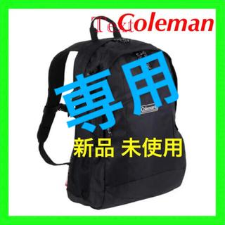 Coleman - 【新品】Coleman コールマン リュック ウォーカー 25 ブラック