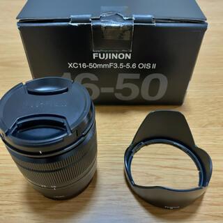 富士フイルム - FUJIFILM XC16-50mm F3.5-5.6 OIS II ブラック