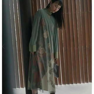 Ameri VINTAGE - Ameri 3WAY ALYSSA SMOCK DRESS ドレス