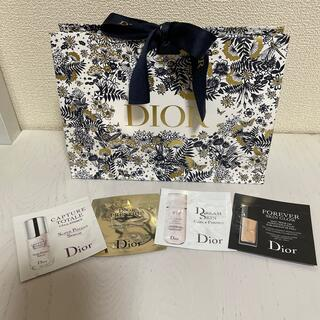 Dior - Dior☆ショッパー&サンプル4点セット