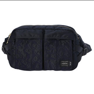 PORTER - PORTER × KAWS WAIST BAG