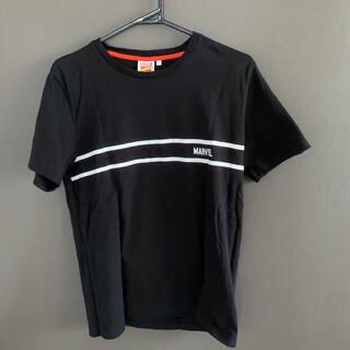 GU - Tシャツ marvel Mサイズ GU ブラック