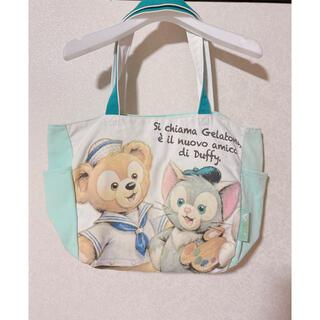 Disney - 【販売終了】ジェラトーニ ダッフィー トートバッグ