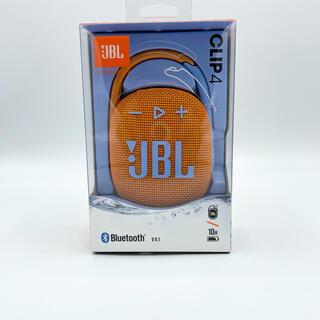 JBL Bluetoothスピーカー CLIP4 ORANGE