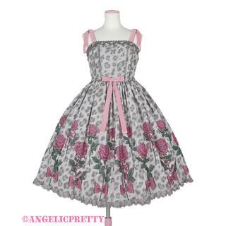 Angelic Pretty - Rebecca Leopardジャンパースカート
