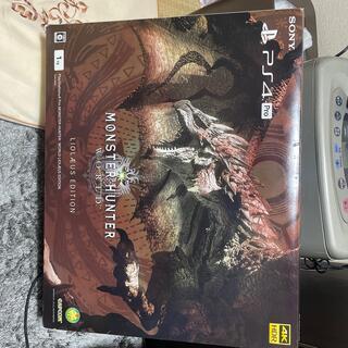 PlayStation4 - プレイステーション4 Pro モンスターハンター:ワールド リオレウスエディショ
