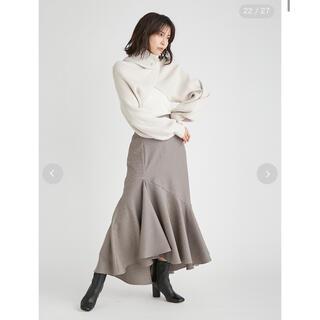 FRAY I.D - フレイアイディー ラッフルアシメマーメイドスカート
