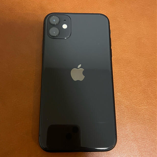 iPhone - iPhone11 256GB SIMフリー 本体 ブラック