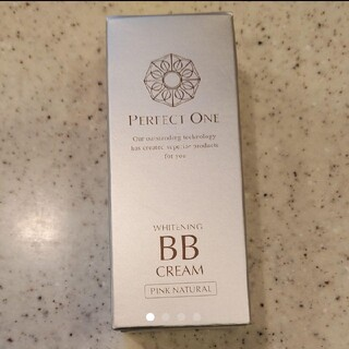 PERFECT ONE - パーフェクトワン  薬用ホワイトニング BBクリーム  ピンクナチュラル