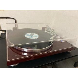 アナログターンテーブルTN-350ーレコード針カートリッジシェル付き❣️(ターンテーブル)