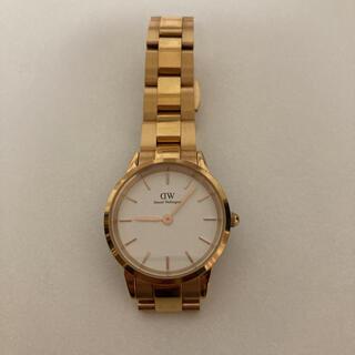 ダニエルウェリントン(Daniel Wellington)のダニエルウェリントン ICONIC LINK ¥24,200(税込)(腕時計)