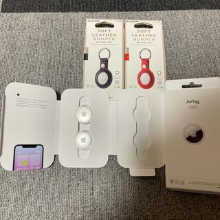 アップル(Apple)のAirTag(2個)(その他)