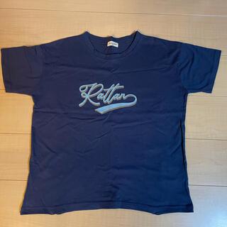 SM2 - サマンサモスモス Tシャツ フリーサイズ レディース  ネイビー