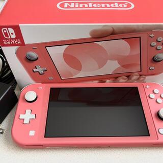 Nintendo Switch - スイッチライト コーラル